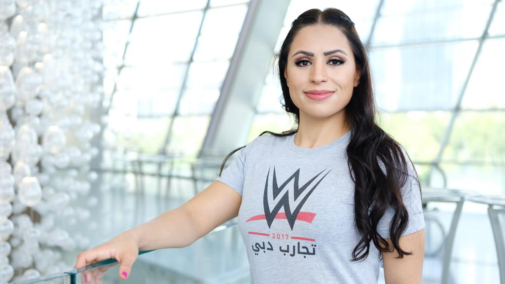 WWE Signs With The First Female Talent From The Middle East