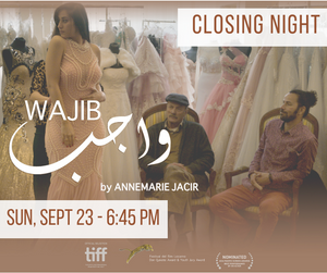 LoveArabic Co-Presenting WAJIB at the Toronto Palestine Film Festival