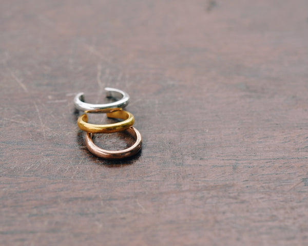 Single Band Ear Cuff