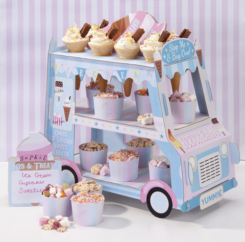 Street Stall Ice Cream Van