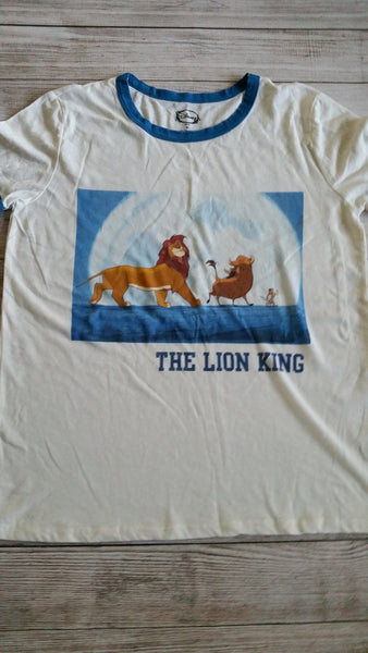Upcycle this Shirt: Lion King