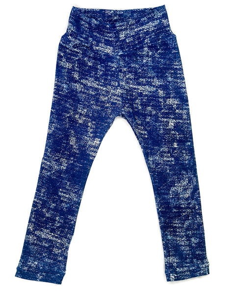 Bright Denim Leggings