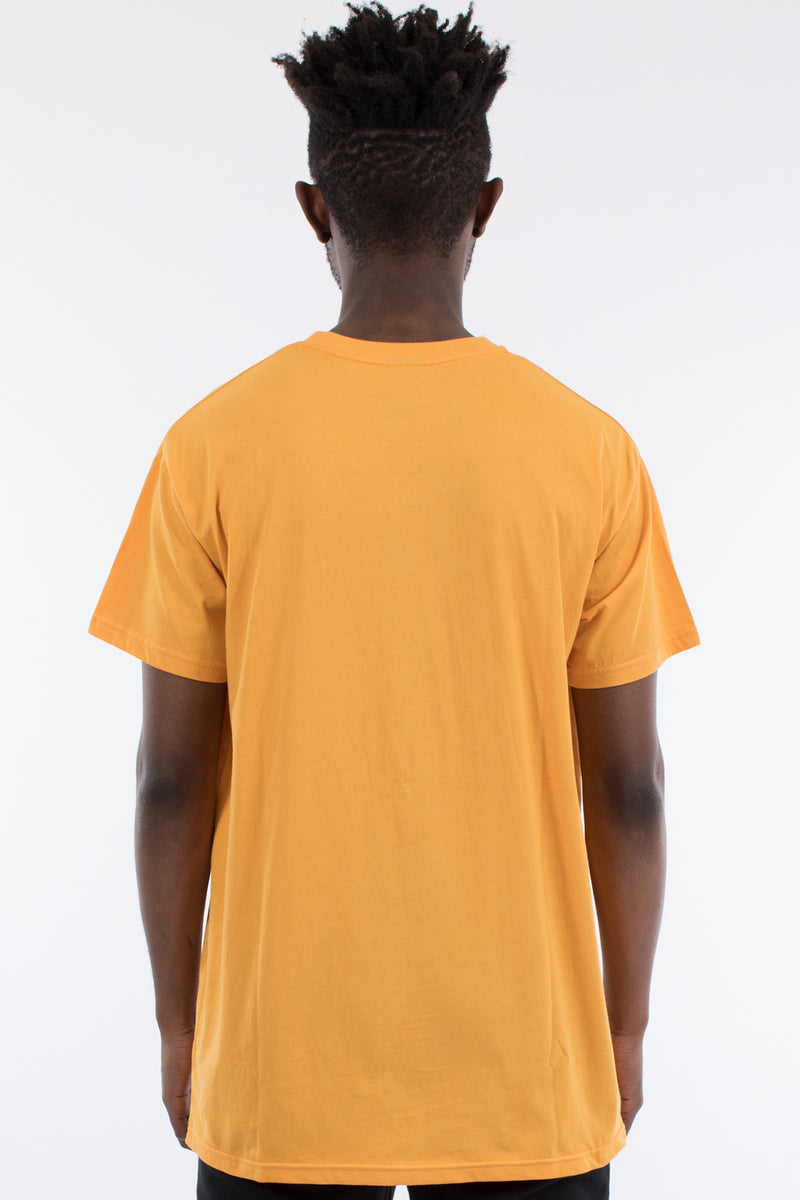 REVAMP CUSTOM FIT TEE - YELLOW