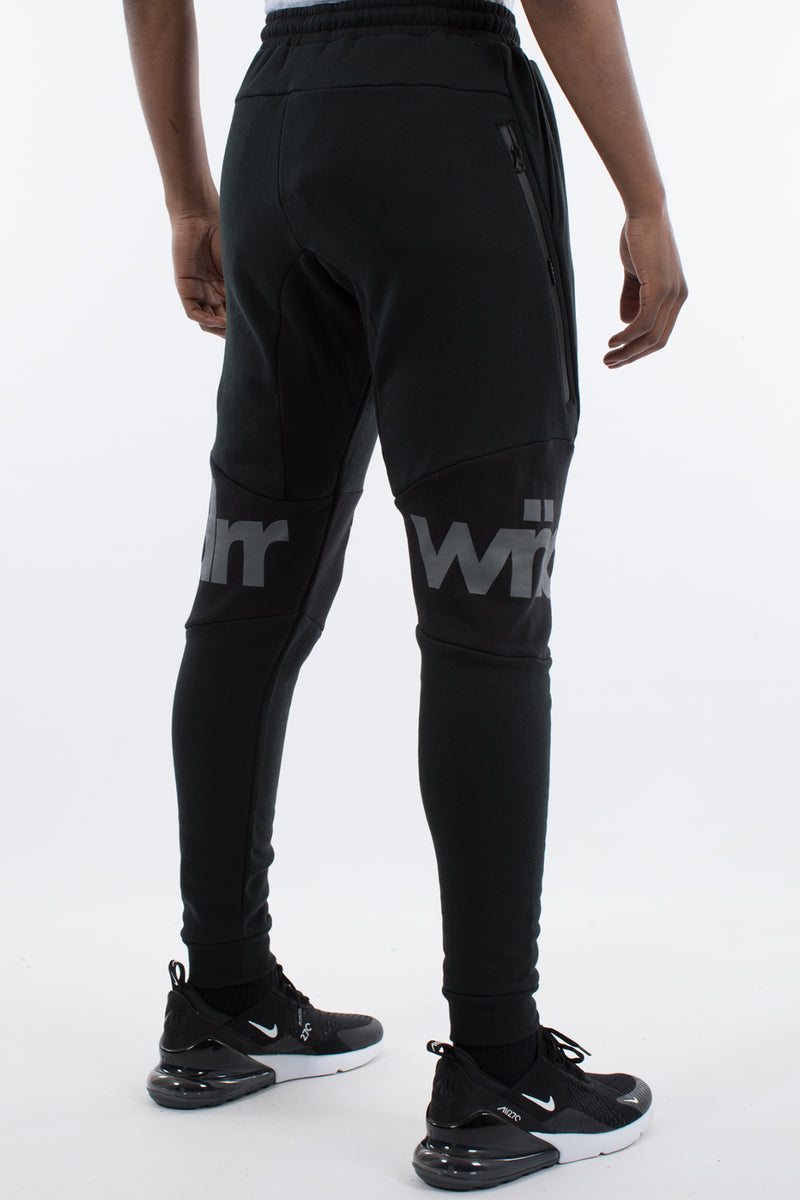 TENTACION TECH TRACKPANT - BLACK/BLACK