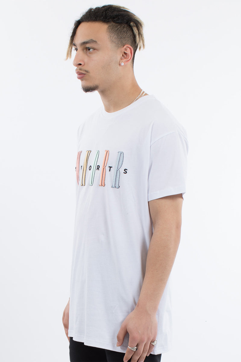 TONES CUSTOM FIT TEE - WHITE