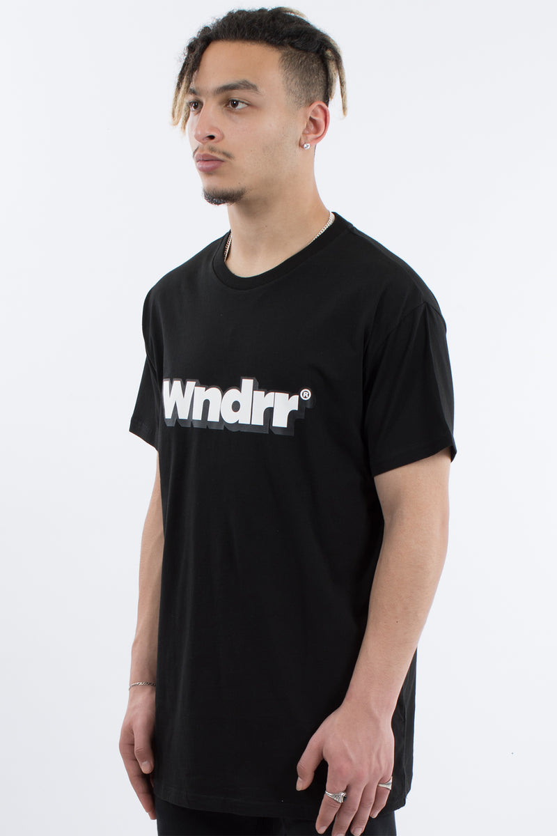 RETURNS CUSTOM FIT TEE - BLACK