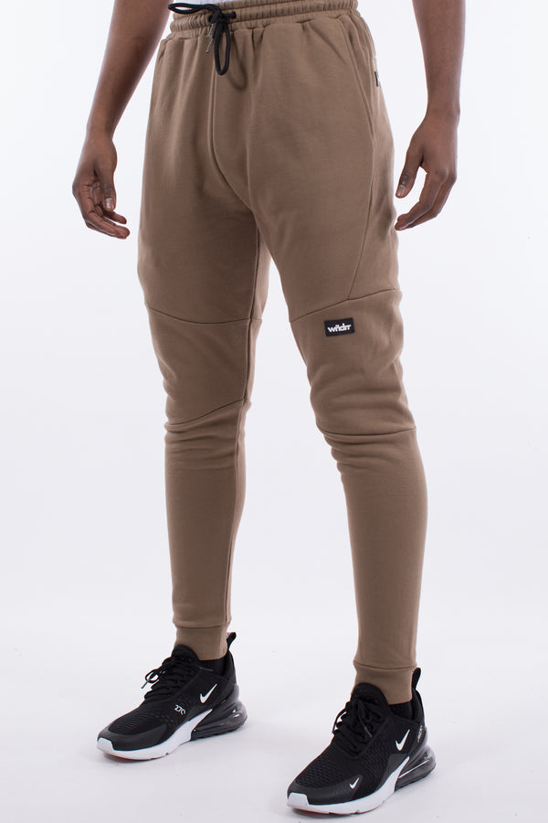HOXTON TECH TRACKPANT - SAND