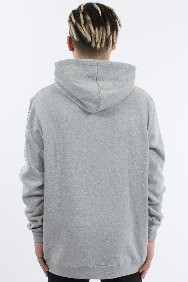 GUERRILLA HOOD SWEAT - GREY MARLE