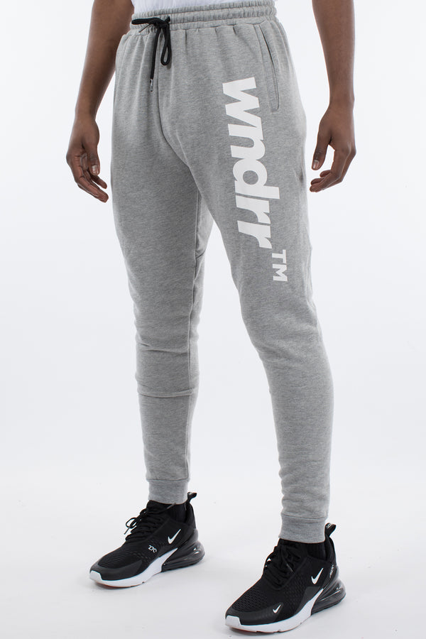 TRADEMARK TRACKPANT - GREY MARLE