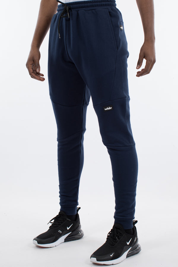 HOXTON TECH TRACKPANT - NAVY