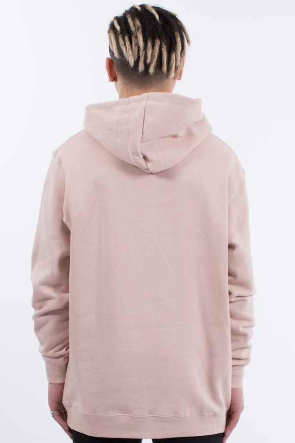 ACCENT TONAL HOOD SWEAT - SAND