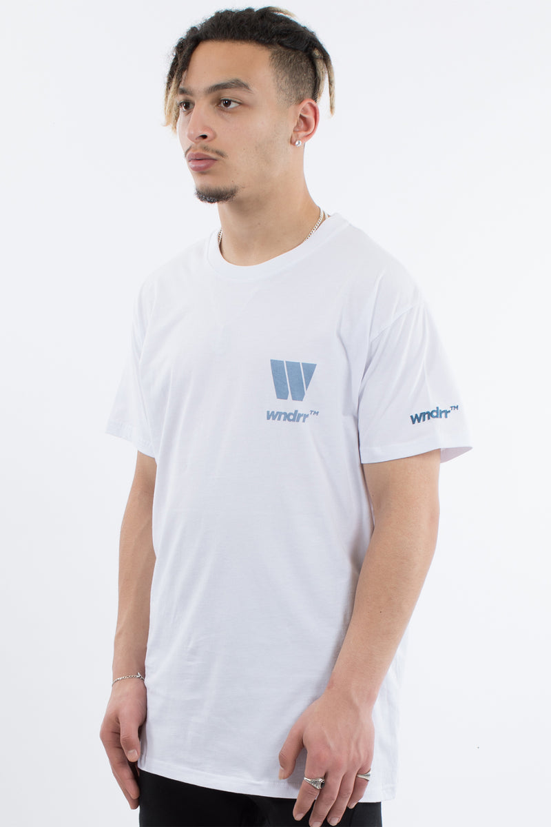 MOTOWN CUSTOM FIT TEE - WHITE