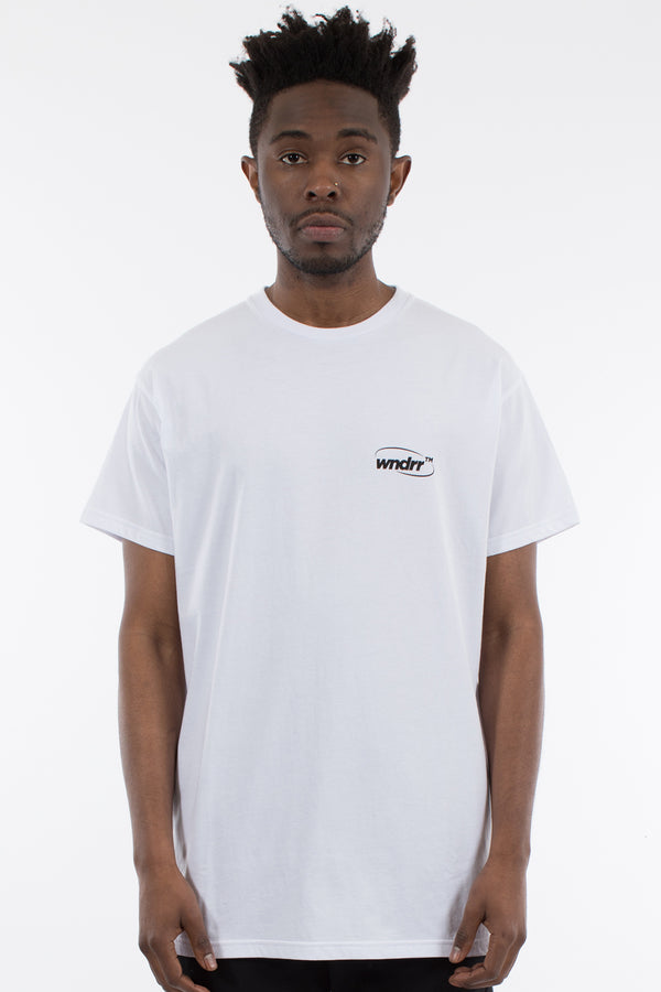INFINITY CUSTOM FIT TEE - WHITE