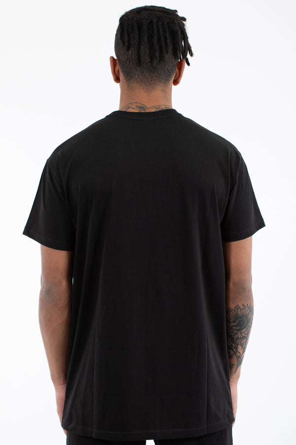GREASE CUSTOM FIT TEE - BLACK