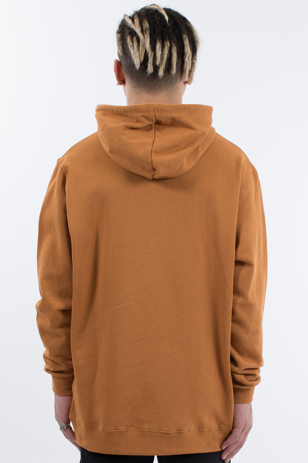DIVER HOOD SWEAT - ALMOND
