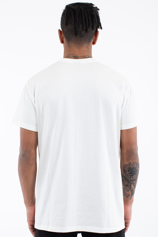 GREASE CUSTOM FIT TEE - OFF WHITE