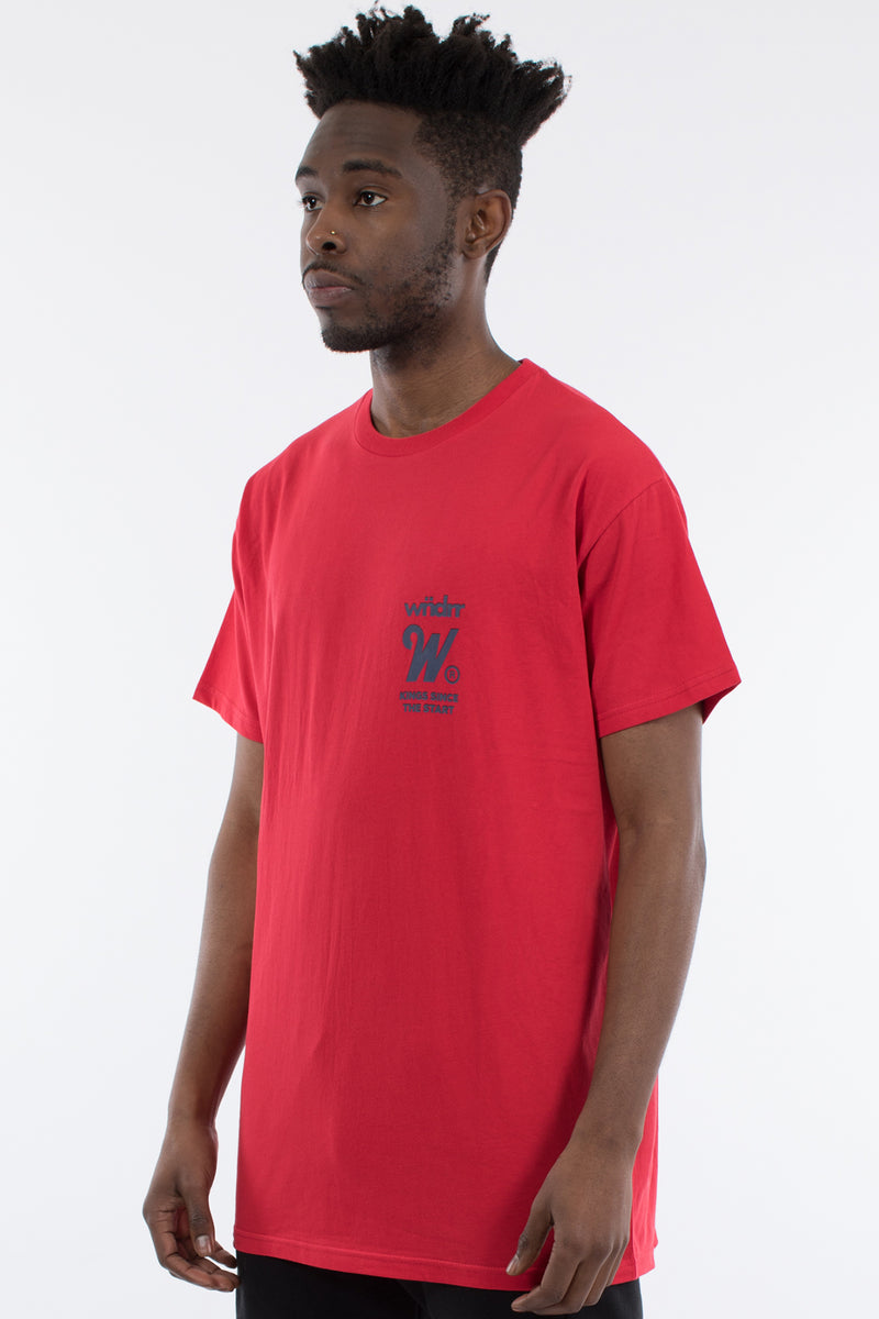 SONIC CUSTOM FIT TEE - RED