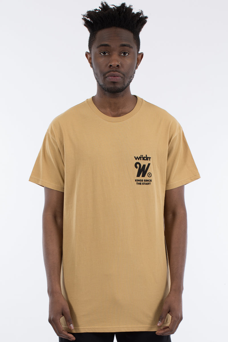SONIC CUSTOM FIT TEE - TAN