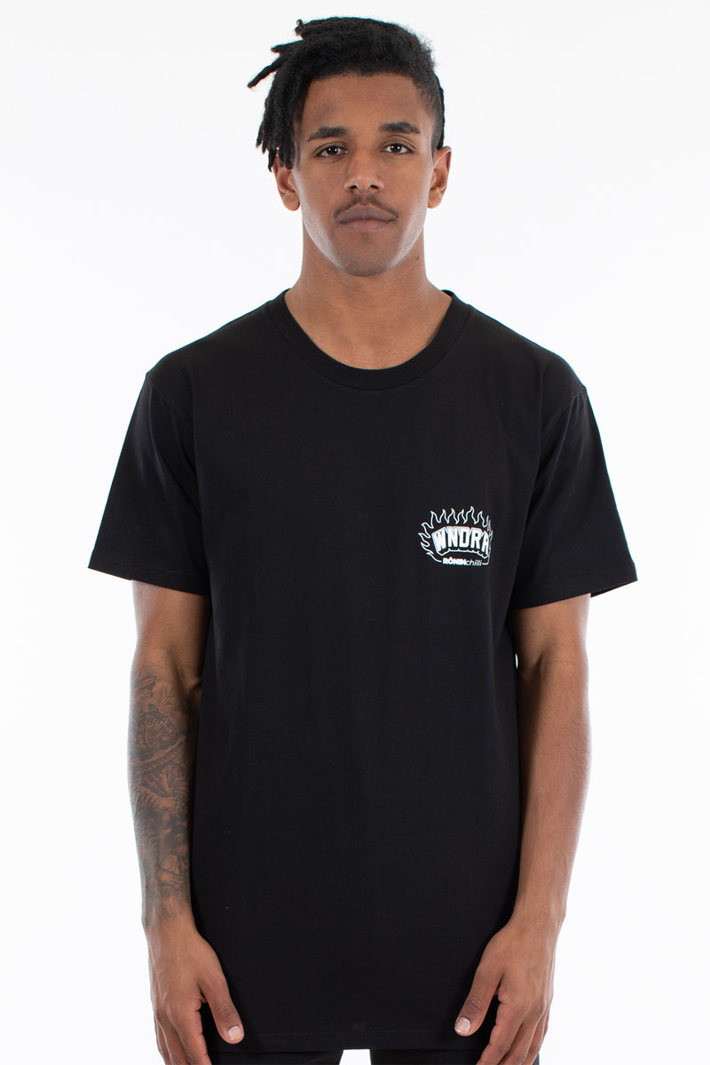 RONIN COLLAB TEE - BLACK