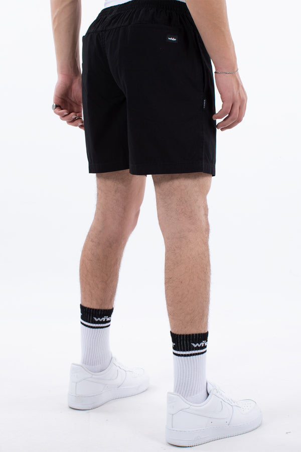 LEADER BEACH SHORT - BLACK