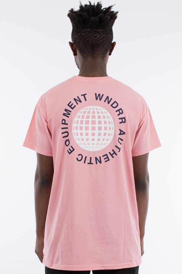 SERVICE CUSTOM FIT TEE - PINK