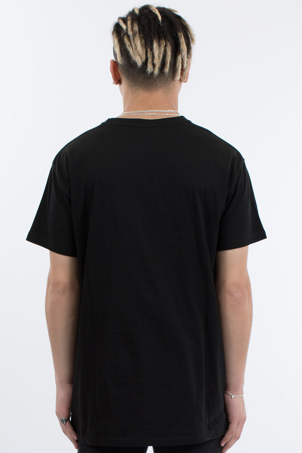 TONES CUSTOM FIT TEE - BLACK