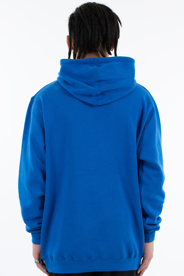AMERICAN SAGA HOOD SWEAT - ROYAL BLUE