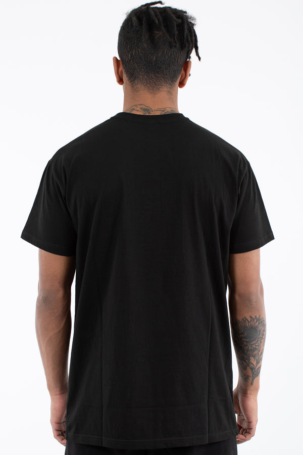 TRACTION CUSTOM FIT TEE - BLACK