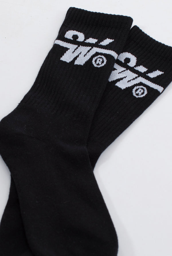 OVERTIME SOCKS 3 PK - BLACK