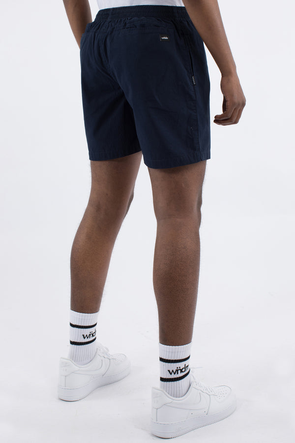 LEAD BEACH SHORT - NAVY