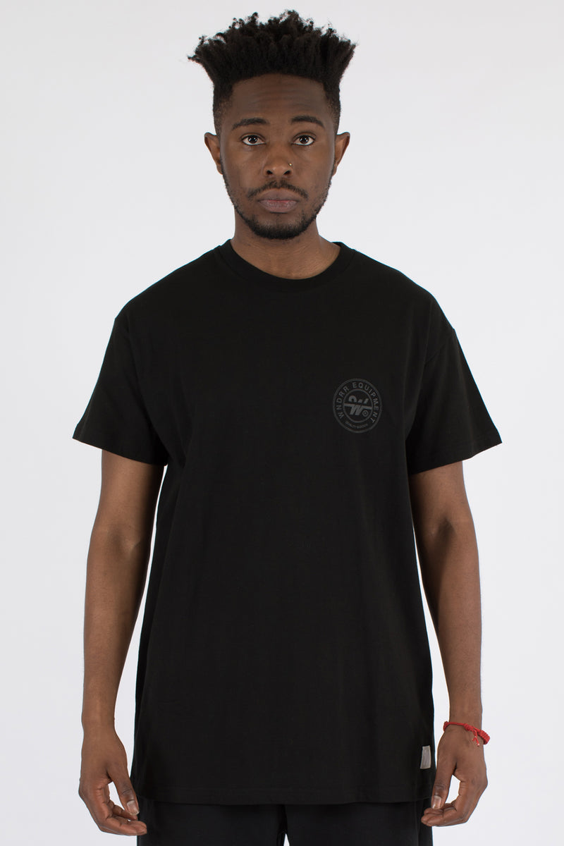 CLUTCH CUSTOM FIT TEE - BLACK