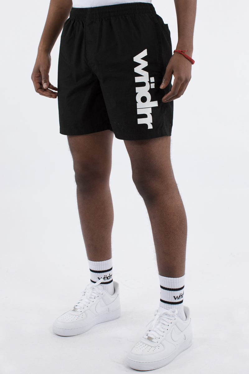 LEAD BEACH SHORT - BLACK