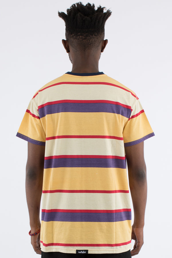 LEE STRIPE TEE - MULTI