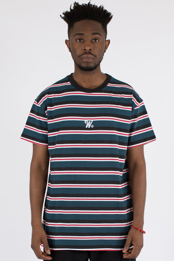 RECESS STRIPE TEE - MULTI