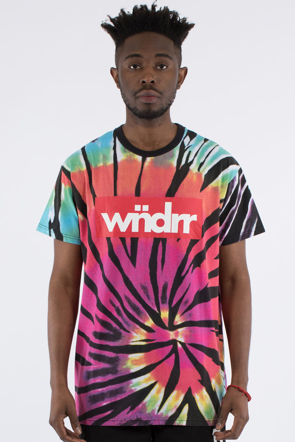 COLE COLOURED TEE - MULTI