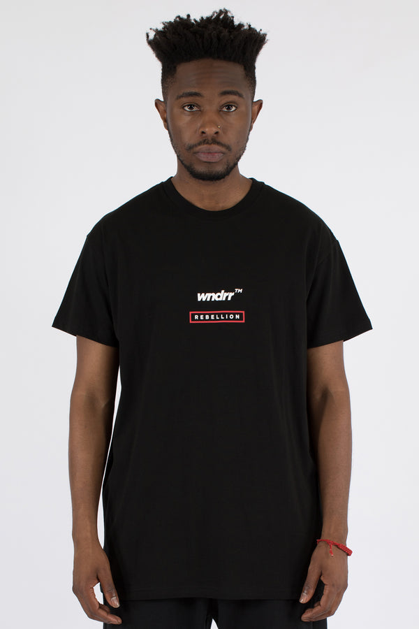 ROGUE CUSTOM FIT TEE - BLACK