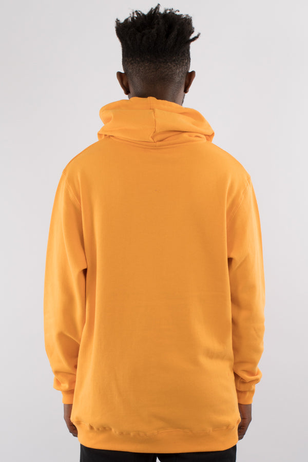 RADAR HOOD SWEAT - YELLOW