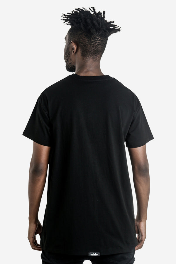 OFF-LINE CUSTOM FIT TEE - BLACK