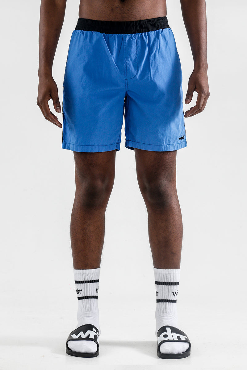 TAYLOR TASLON SHORT - BLUE