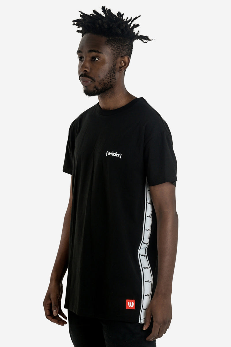 TAYLOR TAPING CUSTOM FIT TEE - BLACK