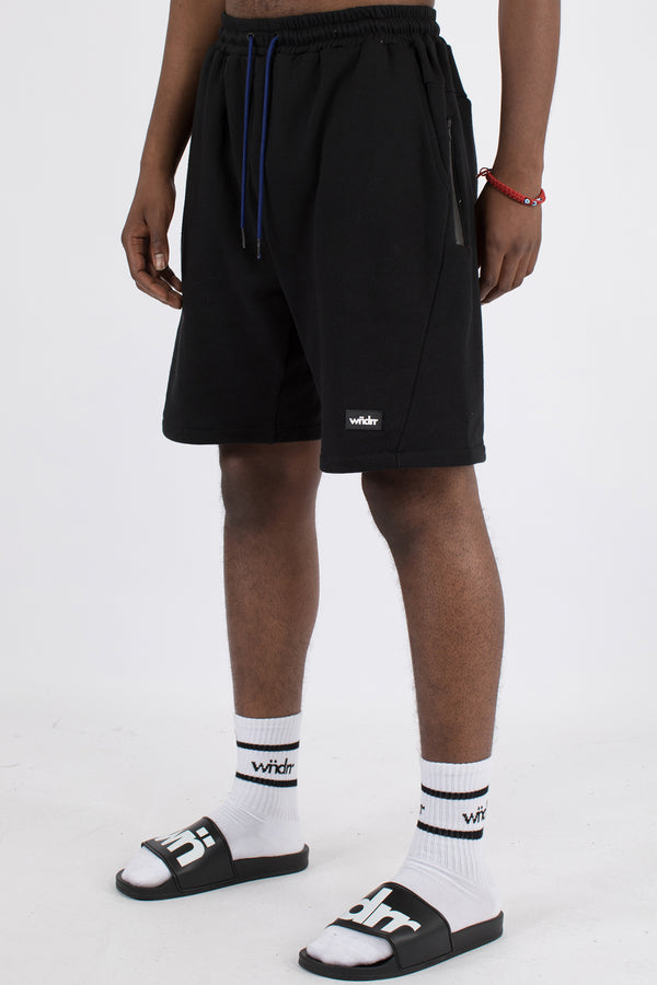 HOXTON TECH TRACK SHORT - BLACK