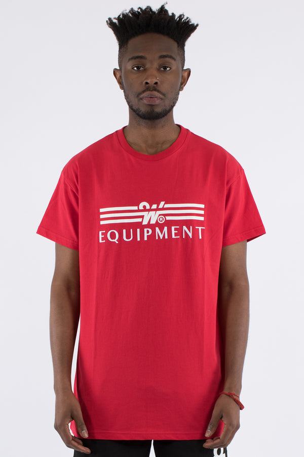 BILLET CUSTOM FIT TEE - RED