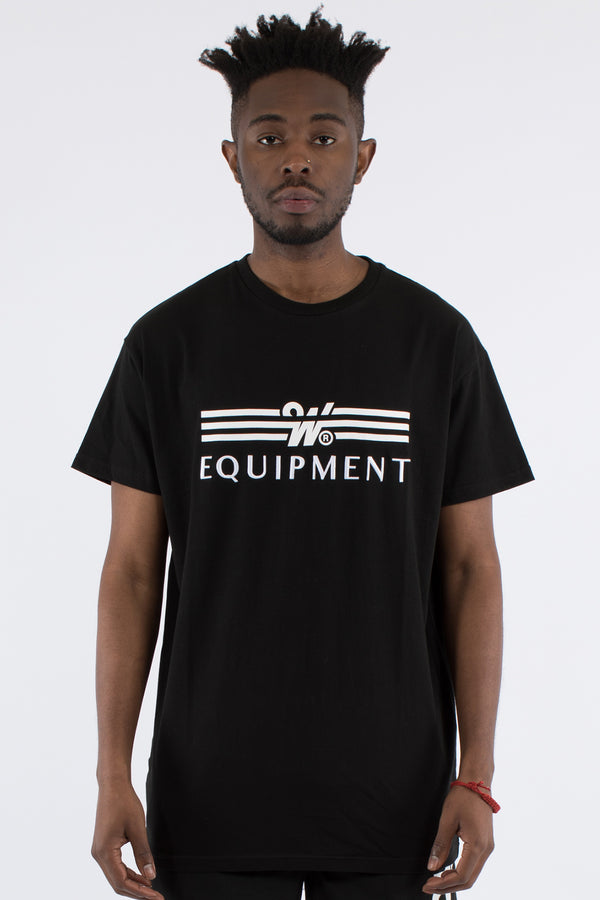 BILLET CUSTOM FIT TEE - BLACK
