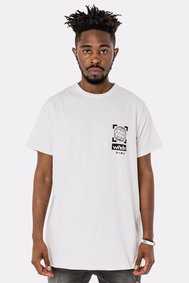 FREIGHT CUSTOM FIT TEE - WHITE