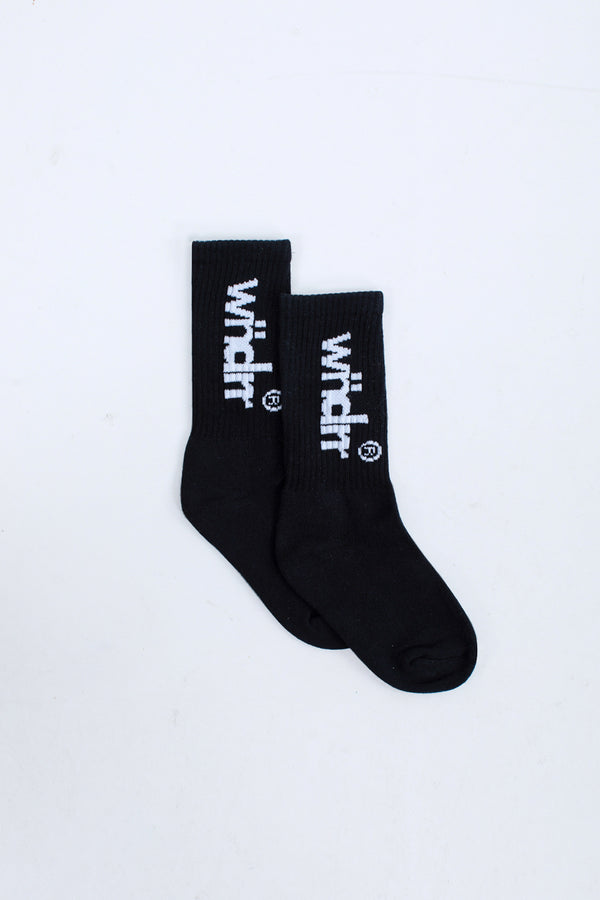 OFFCUT SOCKS 3 PK - BLACK