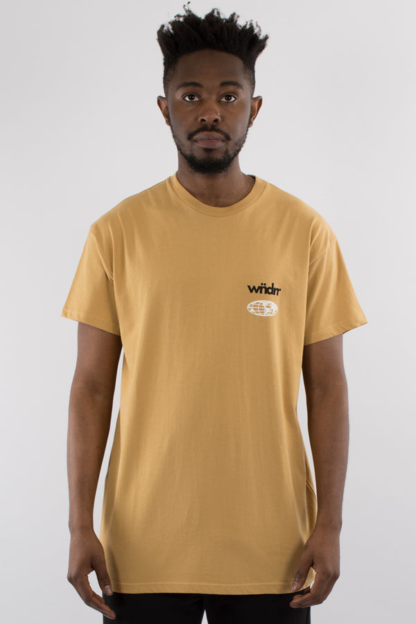 SCORPION CUSTOM FIT TEE - TAN