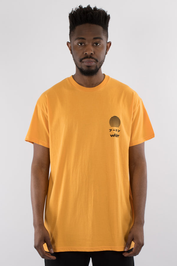 PROSPECT CUSTOM FIT TEE - YELLOW