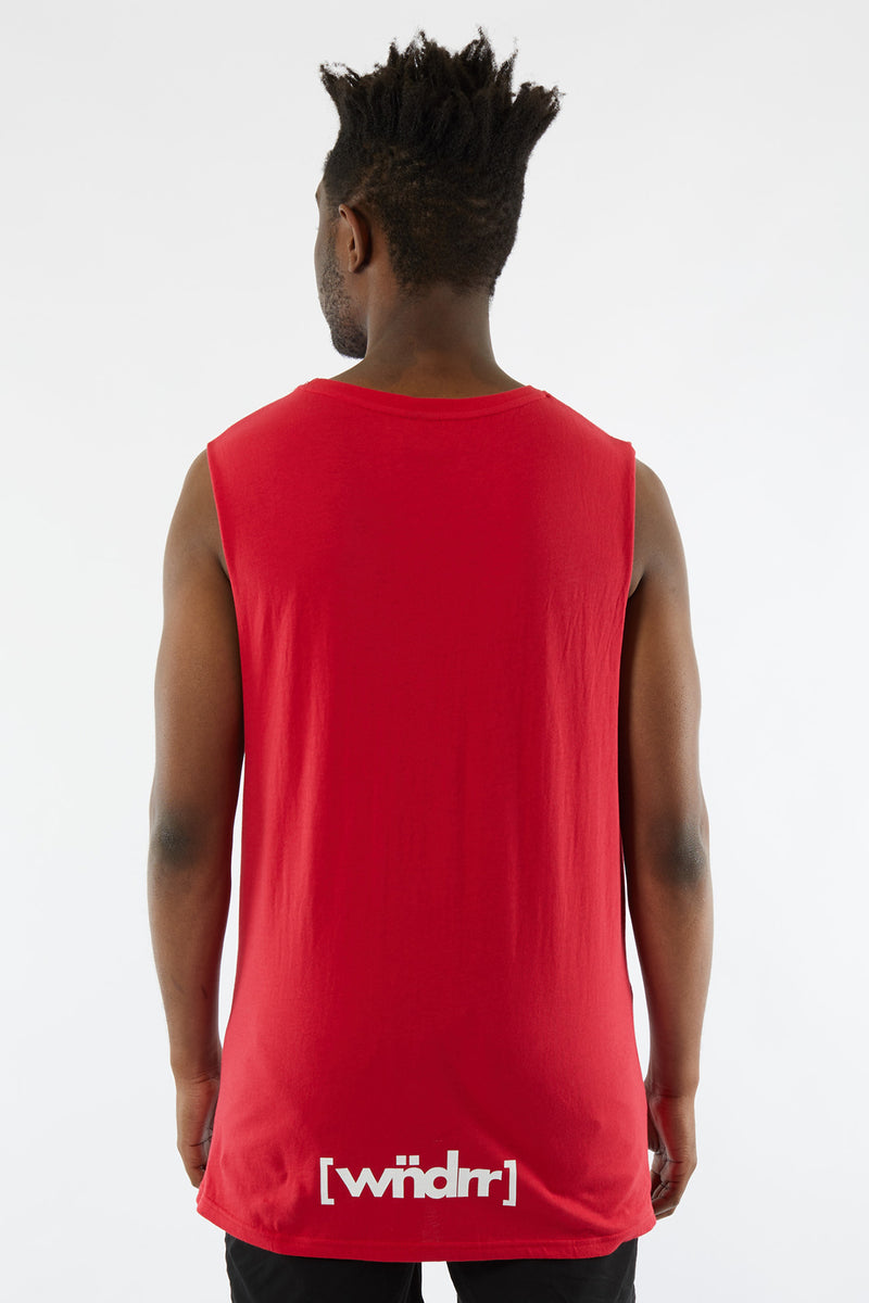 TONE MUSCLE TOP - RED