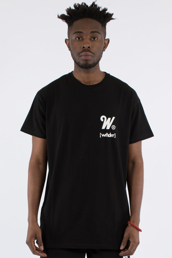 SPARK CUSTOM FIT TEE - BLACK