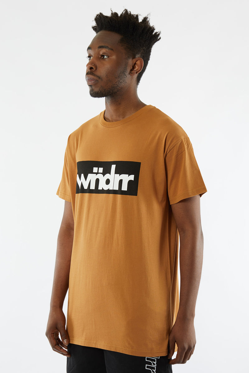 ACCENT CUSTOM FIT TEE - ALMOND